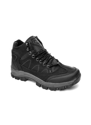 Wolf Ayakkabı Siyah